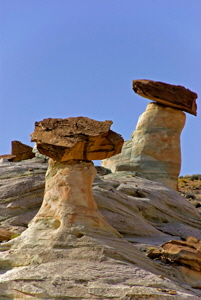 Hoodoos Above The Slot