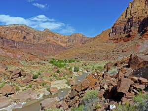Paria Canyon - High Water Route