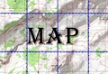 Topo-Map ++ White House TH � Middle Route � Confluence Buckskin Gulch und  Paria River